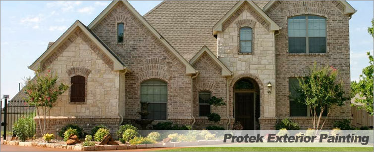Exterior Painting - Protek Painting