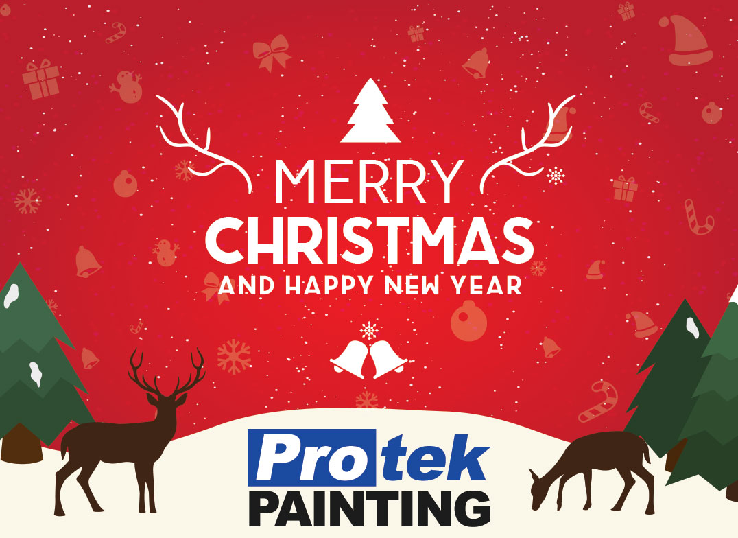 Merry Christmas From Protek Painting