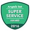 Protek Painting - Angie's List Super Service Award